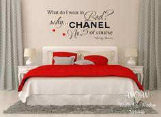 Marilyn Monroe Bedroom Sexy Adult Quote Wall Sticker / Wall Art Home Decor #WallsOfWisdom.  eBay