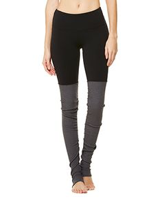 GODDESS RIBBED LEGGING  So beyond obsessed with these.