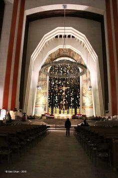 Saint Joseph's Oratory of Mount Royal, Montreal, Quebec
