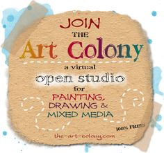 Join the Art Colony!