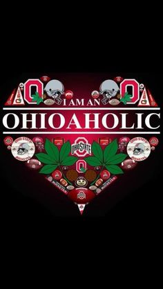 scarlet n grey! Ohio State Gear, Ohio State Football, Ohio State University, Ohio State Buckeyes, American Football, Oklahoma Sooners, College Football, Ohio State Wreath, Ohio State Crafts