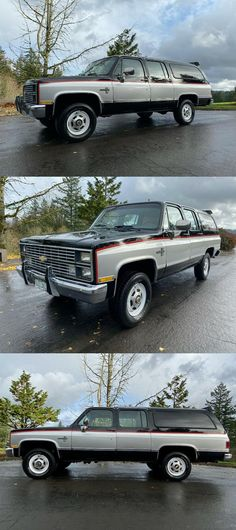 1984 Chevy Suburban K20 4×4 350 with 79k Original Miles 1984 Chevy Truck, Chevy Trucks, Trucks Only, Chevrolet Suburban, Collector Cars For Sale, Automatic Transmission, The Originals, Ali, Etsy