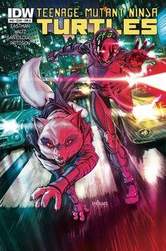 Teenage Mutant Ninja Turtles #40 (Issue)