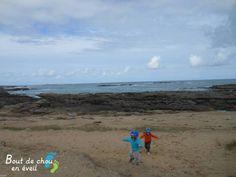 Notre mois en images : avril 2018 L'île d'Yeu en famille