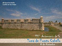 Mi Puerto Cabello (fotos con historias y sin ellas tambien): Toma de Puerto Cabello192° Aniversario