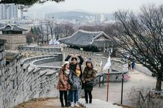 Suwon Hwaseong Fortress 수원 화성  -  An Unesco Heritage Sites