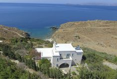 Villa Punta with secluded beach.. - Andros