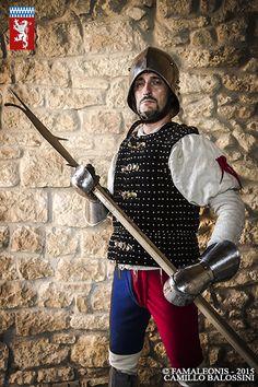 Italian Infantry 1460-1490 Famaleonis medieval renaissance reenactment…