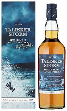 Talisker Storm Whisky 70 cl http://madeinsco.com/shop/talisker-storm-whisky-70-cl/