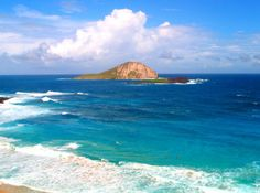"""Between Makapuu Point and Waimanalo on the island of Oahu you'll find the islet of Manana. Sometimes called """"Rabbit Island"""" for it's part in rabbit breeding operations until the mid-1990′s, Manana literally translates to, """"to stretch out, or to spread out."""""""