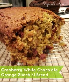 Zucchini Bread with Roasted Red Peppers and Feta   Recipe   Roasted ...