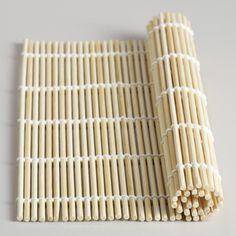 Bamboo Sushi Rolling Mat | World Market