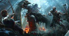 """God of War: """"El juego mejora cada día que pasa"""""""