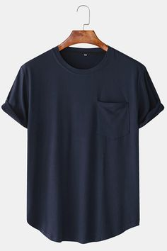 Vintage Men, Casual T Shirts, Men Casual, Loose Shorts, Themed Outfits, Clothes For Sale, Half Sleeves, Neck T Shirt, Fashion Clothes