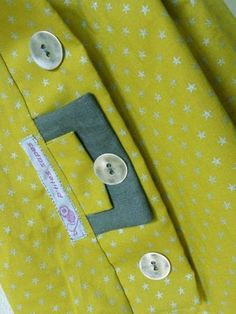what a great button placket!