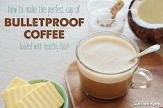 This delicious and easy healthy coffee packs a lot of nutrients and gives you lasting, healthy energy all day long.