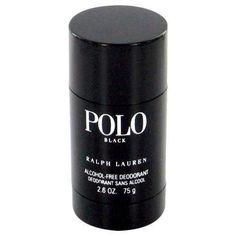 Polo Black By Ralph Lauren Deodorant Stick 2.5 Oz (pack of 1 Ea)