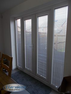It's easy to transform your home with Perfect Fit Venetian Blinds for French Doors