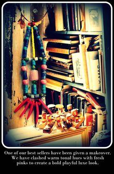 Statement earrings by Anita Quansah London Statement Earrings, Best Sellers, London, Pink, Handmade, Painting, Hand Made, Painting Art, Paintings