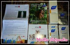 Zu den Testprodukten von Phyto Paris bekam ich natürlich auch noch Infos von den Konsumgöttinnen.