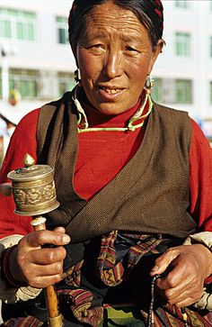 Tibetan Prayers  got one of these too -DR