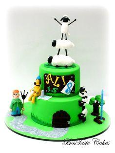 Shaun the sheep cake | Flickr - Photo Sharing!