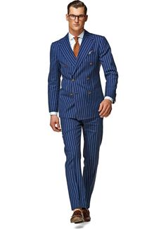 Suitsupply Suits: Soft-shoulders, great construction with a slim fit—our tailored, washed and formal suits are ideal for any situation. Mens Fashion Suits, Mens Suits, Man Fashion, Blazer Suit, Suit Jacket, Suit Supply, Prom Outfits, Formal Suits, Elegant