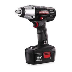 Other Home Improvement Tools 11704: Craftsman C3 Cordless 19.2 Volt Impact Wrench Driver Kit -> BUY IT NOW ONLY: $124.99 on eBay!