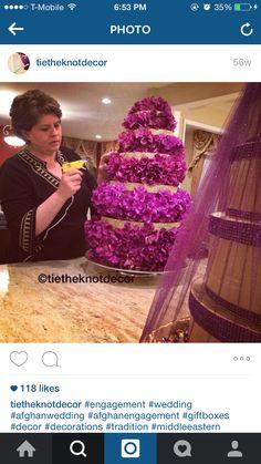 Shirnee shirni afghan wedding