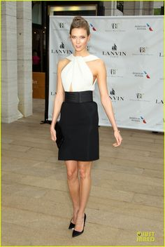 Karlie Kloss Bring Their Stunning Beauty to American Ballet Theatre Gala!