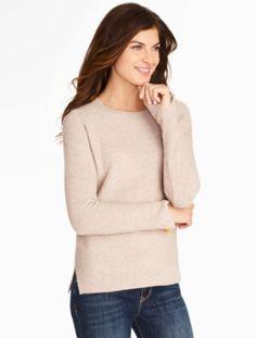 Talbots - Cashmere High-Low Hem Sweater | Sweaters |