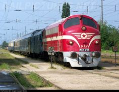 RailPictures.Net Photo: 001 Hungarian State Railways (MÁV) M61 at Budapest, Hungary by zlaci