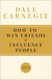 How to Win Friends and Influence People by Dale Carnegie - Inspirational Books and Motivational Books    This book is as popular today as it was when it first written then, for Carnegie understood human behavior.  It has sold over 15 million copies and continues to impact lives today, for it appeals now more than ever to reader's need of truthful and tried advice on how to deal with a depressed economy.