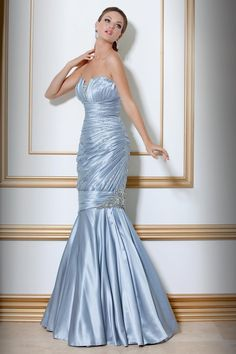 Satin Mother of the Bride Gown, Style 71791