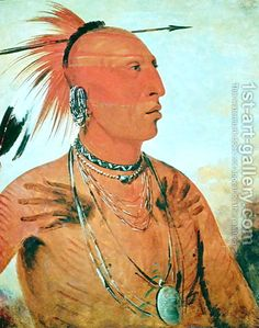 george catlin landscape painting - Google Search
