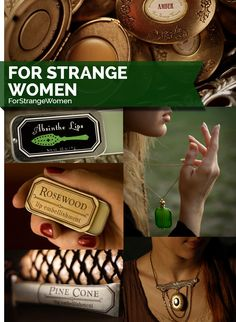 For Strange Women | 10 Cult Beauty Brands On Etsy You Had No Idea Existed