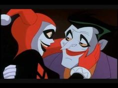 The Joker & Harley Quinn, Batman: The Animated Series | 18 Super-Evil Screen Couples Who Prove That Love Is For Everyone