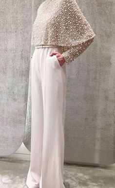 Elie Saab Wedding Modest Jumpsuit