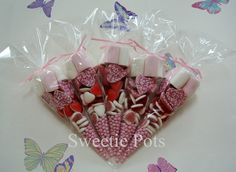 Heart Sweet/Candy Cones by Sweetie Pots (small)