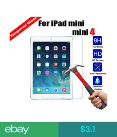 Screen Protectors Tempered Glass Screen Protector Film For Apple Ipad Mini 1 2 3 Iphone 4 5 6 7 Glass Protector, Tempered Glass Screen Protector, Ipad Mini 2, Ipad Pro, Iphone 4, Film, Computers, Cover, Ebay