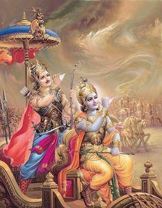 The Hidden Truths in the Bhagavad Gita Hare Krishna, Krishna Statue, Krishna Radha, Shree Krishna Wallpapers, Lord Krishna Hd Wallpaper, Lord Shiva Painting, Krishna Painting, Shivaji Maharaj Painting, Good Morning Krishna