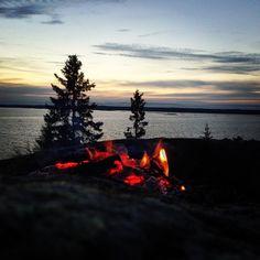 Midsommar - Umeå, Västerbotten County   Sweden