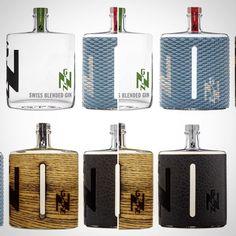 The #swiss #gin