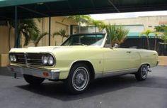 1964 Pontiac Beaumont 1966 Chevelle, Buick Skylark, Truck Design, Classic Cars, Classic Auto, Pontiac Gto, Collector Cars, General Motors, Muscle Cars