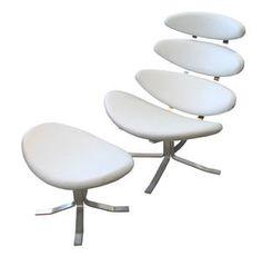Corona Chair / Erik Jorgensen , 1962