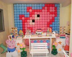 Painéis de Balões para Aniversário: ideias e passo-a-passo