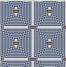"Photo from album ""Плед крючком"" on Yandex. Tapestry Crochet Patterns, Crochet Stitches Patterns, Loom Patterns, Cross Stitch Patterns, Embroidery Patterns, Mochila Crochet, C2c Crochet, Crochet Chart, Filet Crochet"