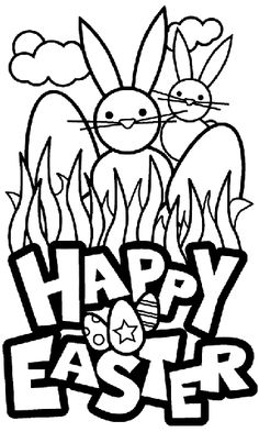 Free Easter Duck Coloring Page Hippity Hoppity Easters on its