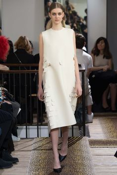 Maison Rabih Kayrouz Fall 2015 RTW Collection - Style.com. Long live fashion: LÜR Nail presents the best designer runway looks of the Paris Autumn/Winter 2015 Collections.