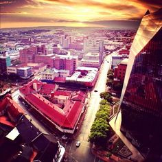 joburg. my city.